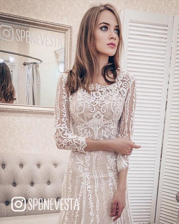 Свадебное платье Либби