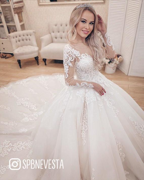 Свадебное платье Каталина