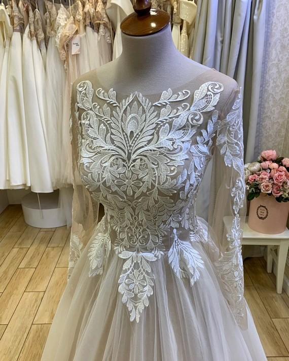 Свадебное платье Летти