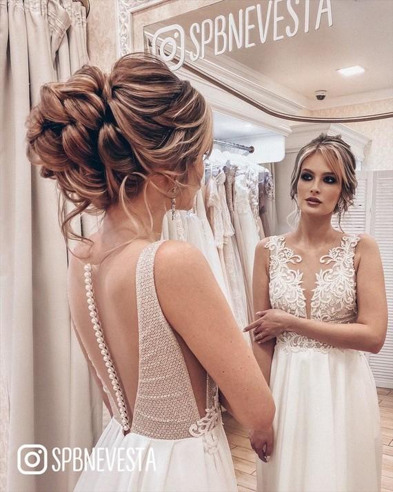 Свадебное платье Мадлен