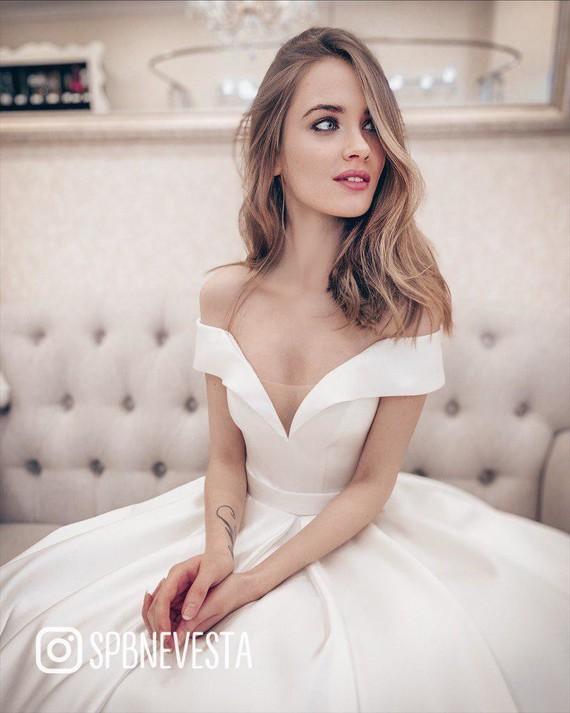 Свадебное платье Николет