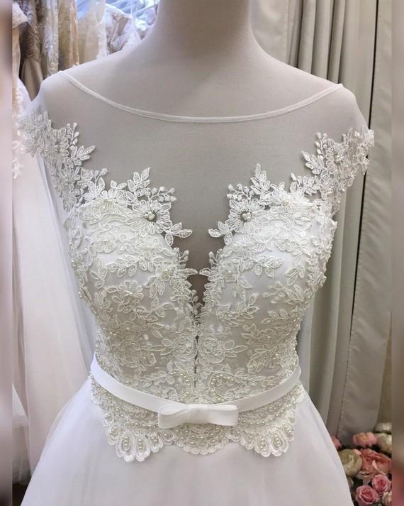 Свадебное платье Вивьен