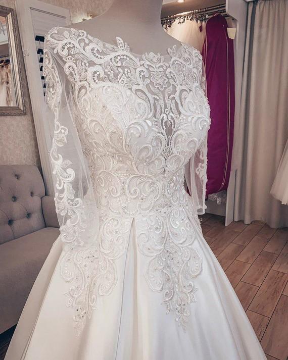 Свадебное платье Люссия