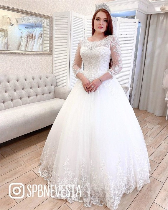 Свадебное платье Кельна