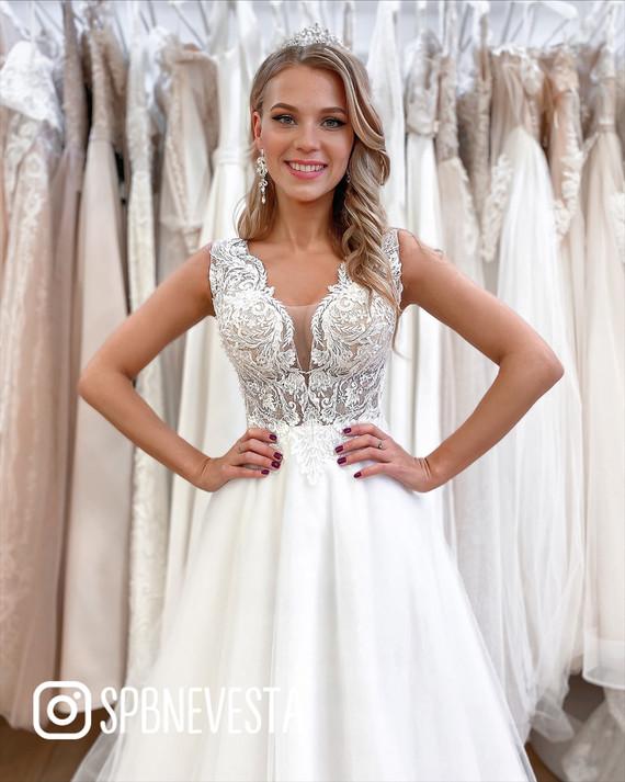 Свадебное платье Рамира