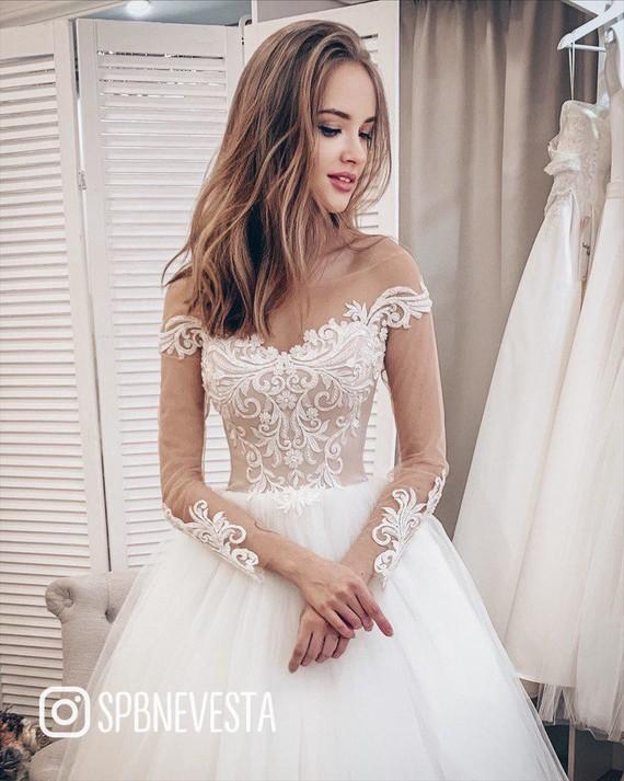Свадебное платье Кэти