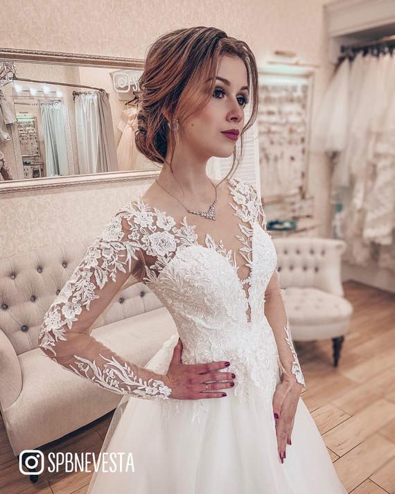 Свадебное платье Лори