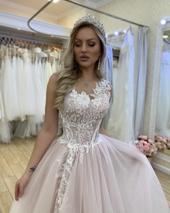 Свадебное платье Либерти