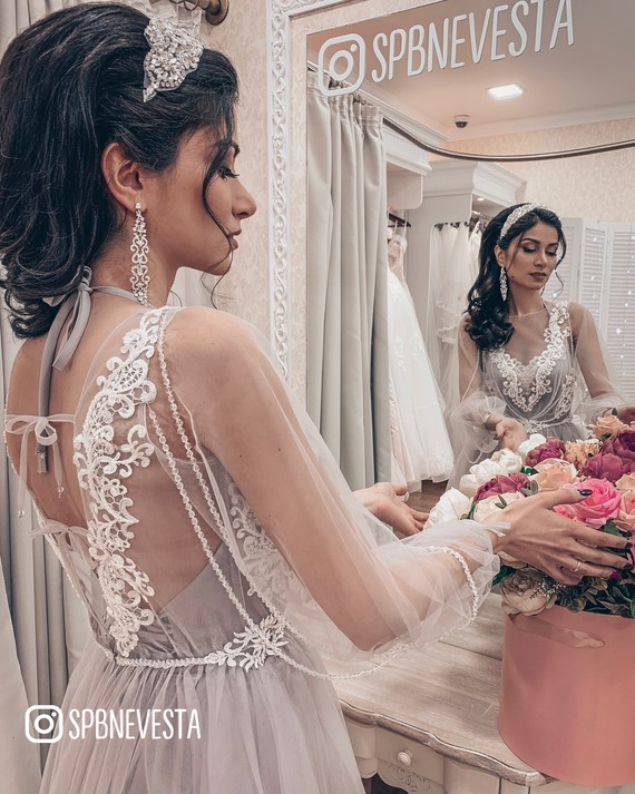 Свадебное платье Ланеста