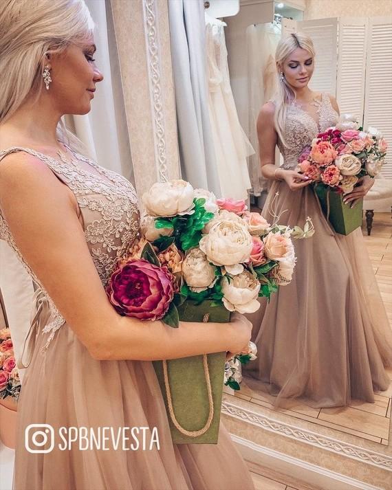 Свадебное платье Глэдис