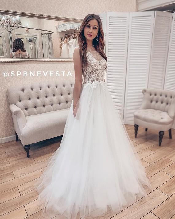 Свадебное платье Лукия