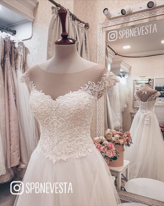 Свадебное платье Линди