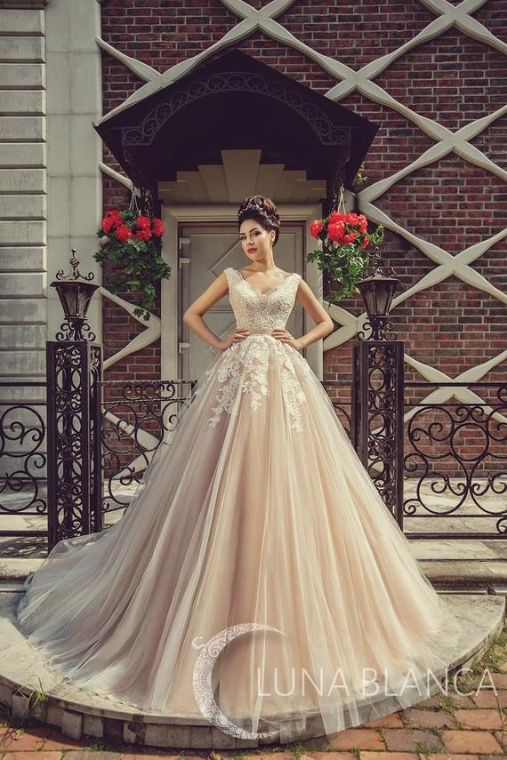 Свадебное платье Астрид