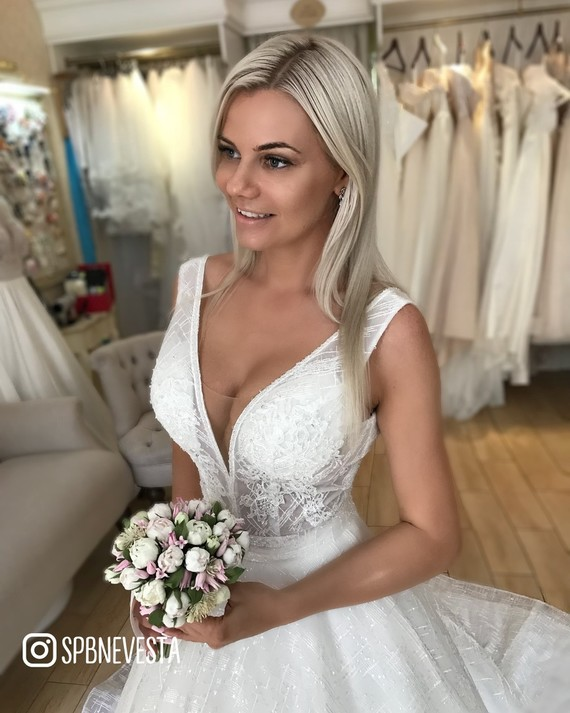 Свадебное платье Кайли