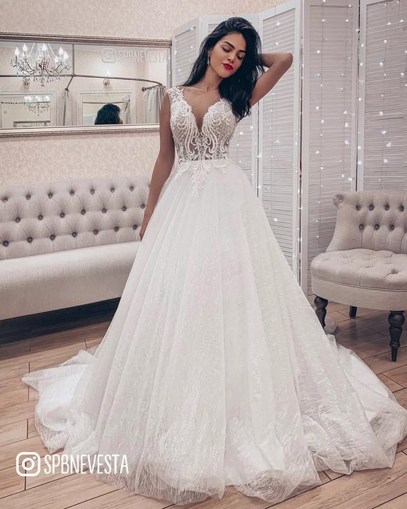 Свадебное платье Филиссия
