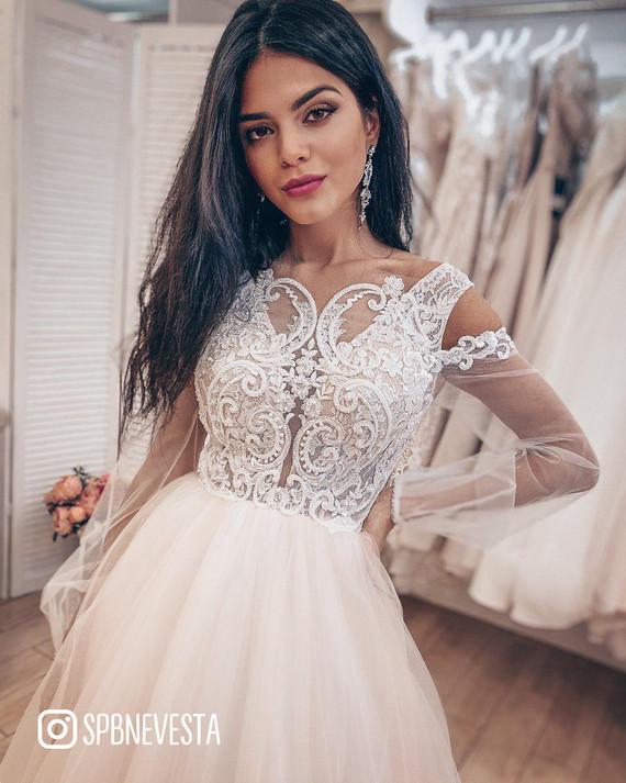 Свадебное платье Камея