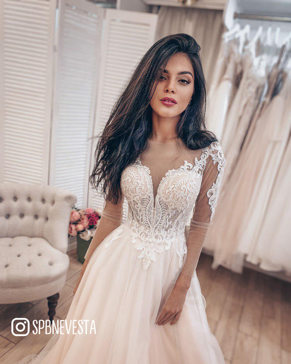 Свадебное платье Лекси