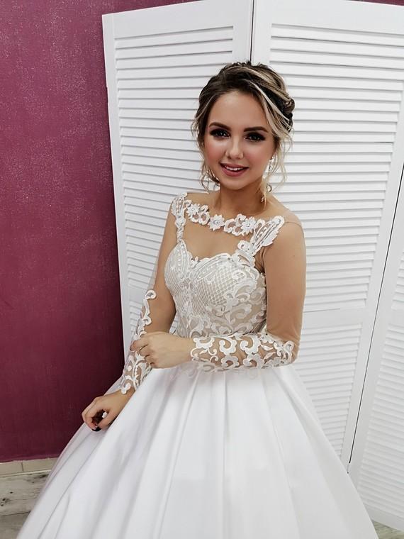 Свадебное платье Габриэла