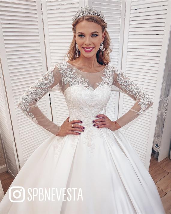 Свадебное платье Лавиния
