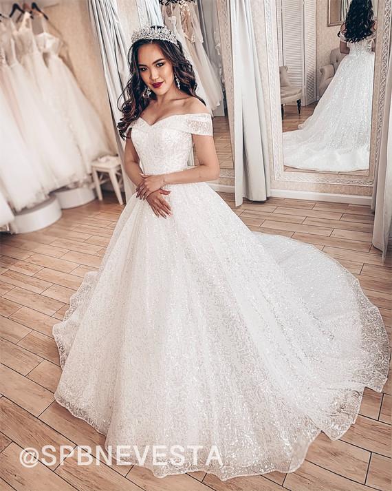 Свадебное платье Кайра