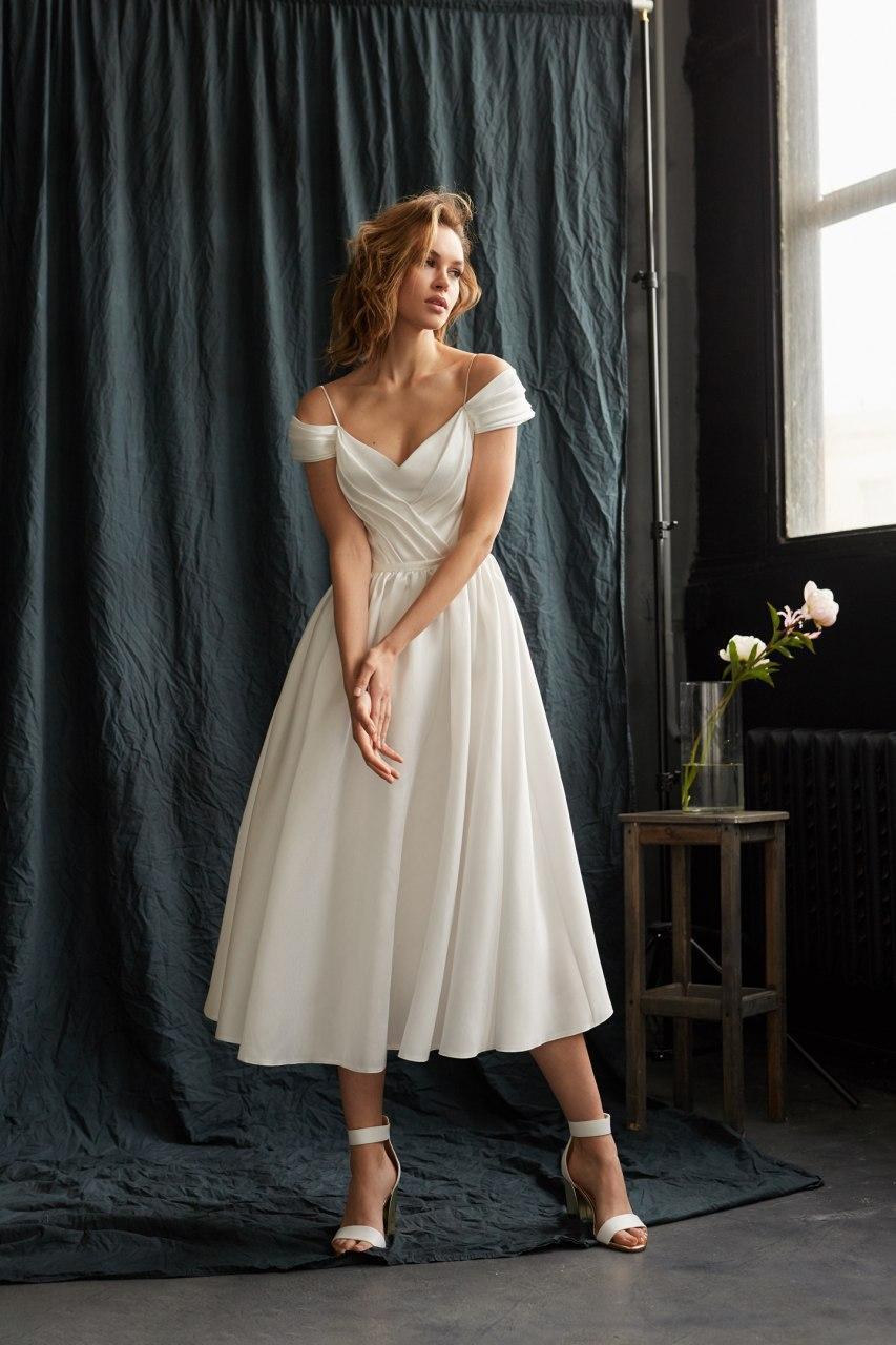 Свадебные платья для ЗАГСа