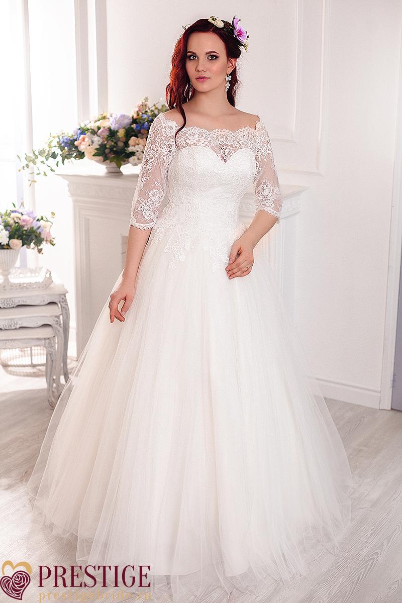 Свадебные Платья Купить В Москве Больших Размеров