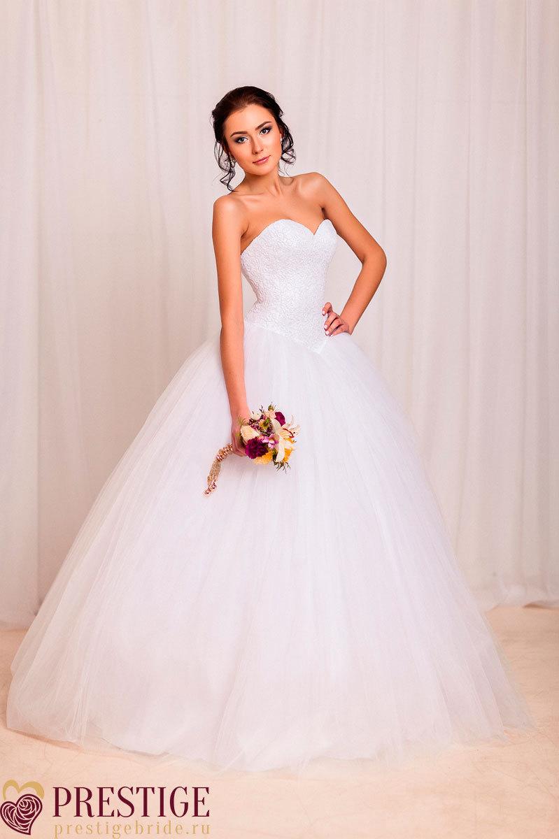 Свадебное платье Мориса