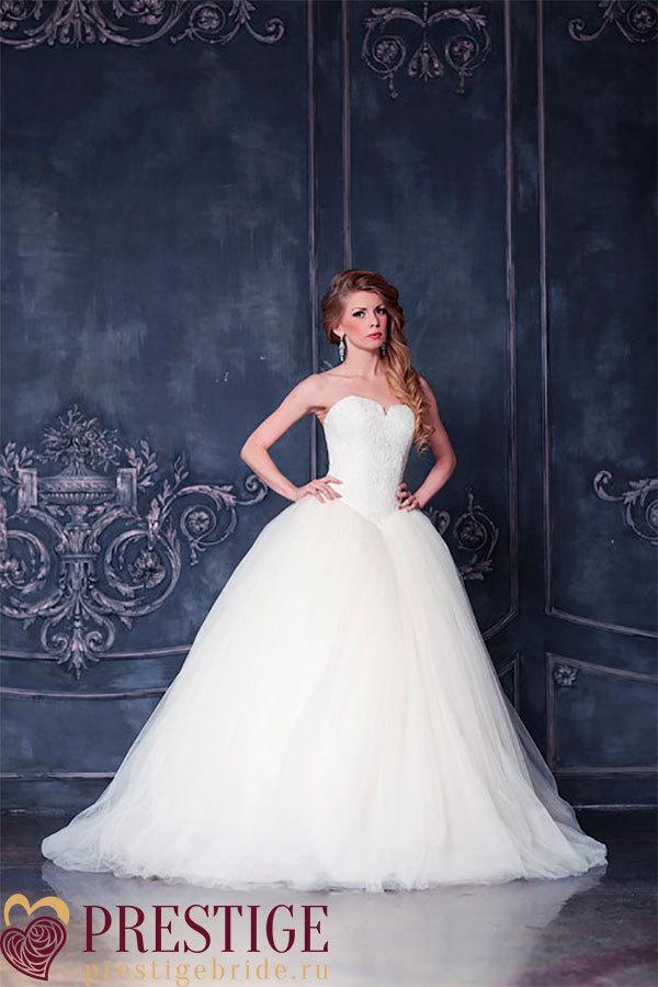 Свадебное платье Клариссия